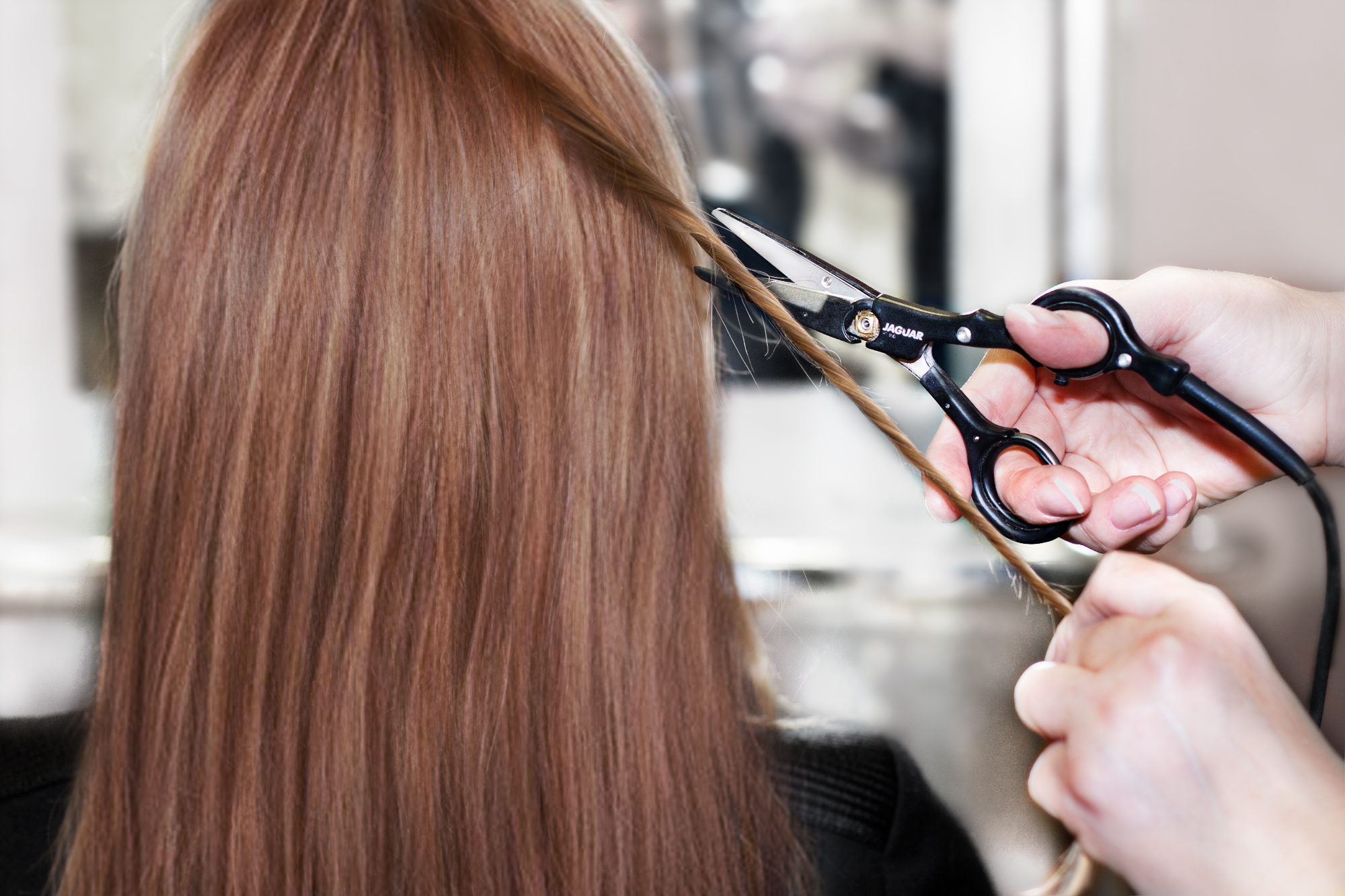 Strzyżenie Gorącymi Nożyczkami Czym Jest Efekty Korzyści Salon